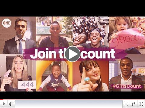 Every Girl Counts/ ONE