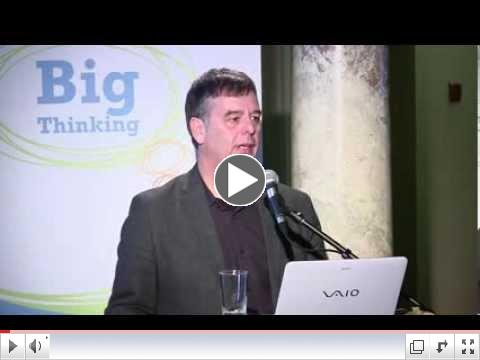 Big Thinking November 2013: Ron Deibert