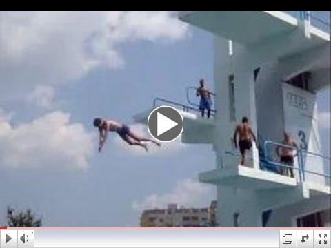 Best of Pool Fails, Compilation to 2013