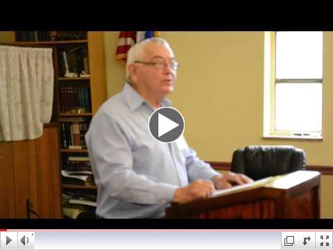 Yom HaShoa 5775 - Mr. Harry Schnider