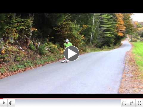 Roller Skiing Tips