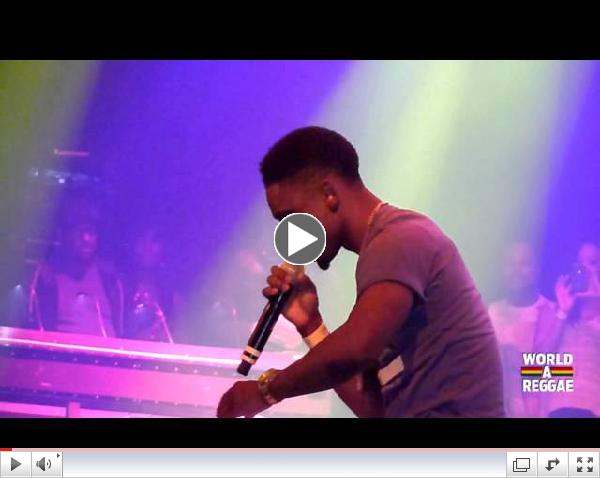 Christopher Martin Live @ Melkweg, Amsterdam (NL) March 28, 2013 (Compilation)