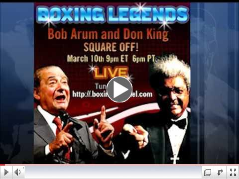 Cotto Vs. Mayorga + Don King and Bob Arum Square off!