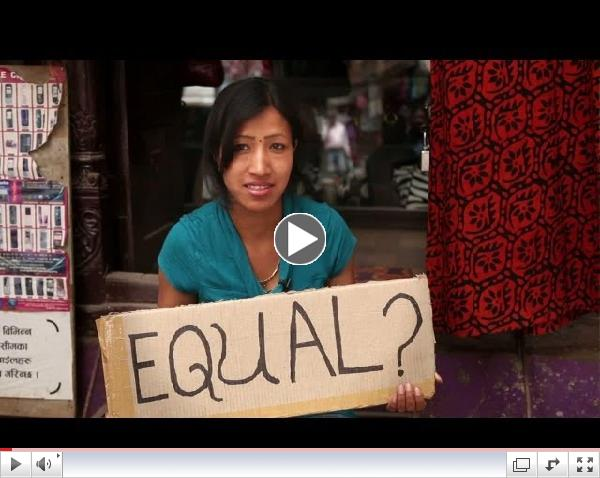 Think EQUAL for Women and Girls