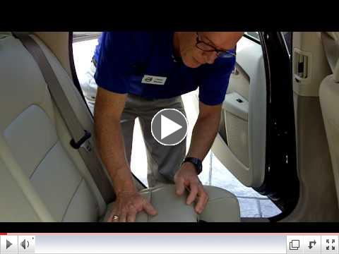 Volvo Booster Seat Demo