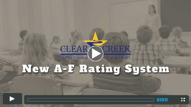 New Texas A-F Rating System