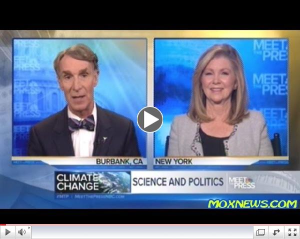 Climate Change Debate: BILL NYE vs CONGRESSWOMAN MARSHA BLACKBURN