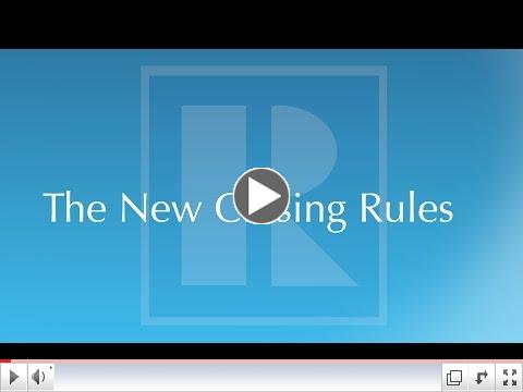 NAR webcast on changes to the Closing Process