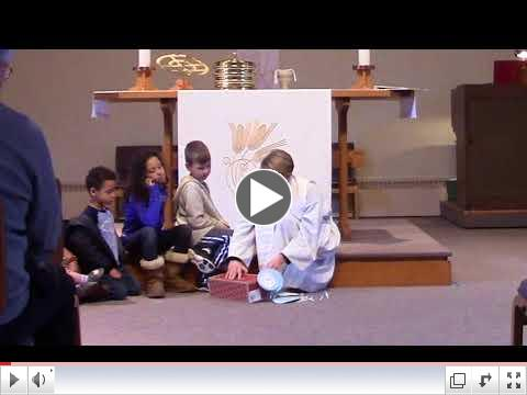 Children's Sermon -