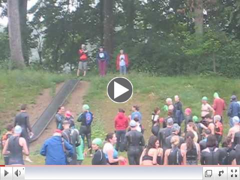 Hudson Crossing Triathlon 2010- Video