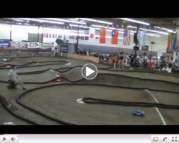 Pro 2 Mod Short Course A Main at West Coast Raceway at Round 5 2013 JBRL Electric Series