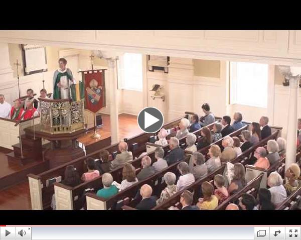 Presiding Bishop preaches at Christ Church Savannah