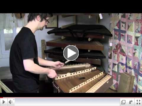 Video Blog 2:  David's Dulcimers/Oklahoma