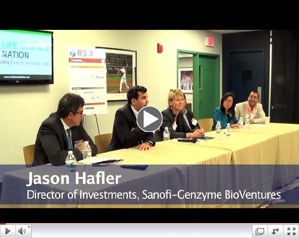 RESI 3 Corporate Venture Capital Panel
