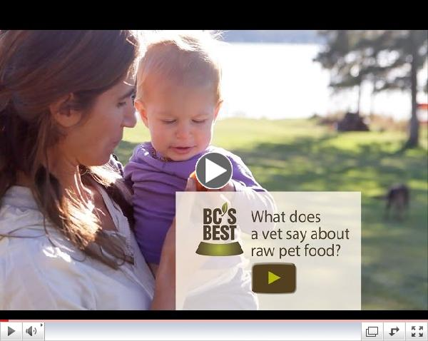 BC's Best What Does a Vet Say About Raw Pet Food