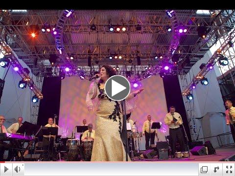 Conjunto Sabrosura live from the Lincoln Center NYC!