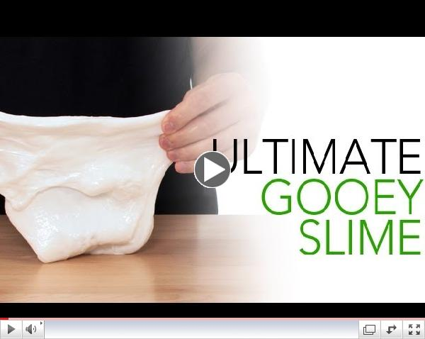 Ultimate Gooey Slime - Halloween Sick Science! #003