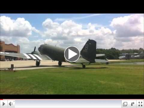 C-47 Arrival
