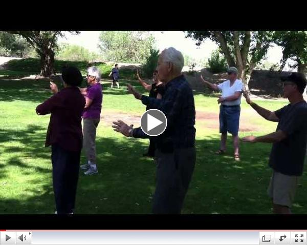 Bakersfield Celebrates World Tai Chi Day