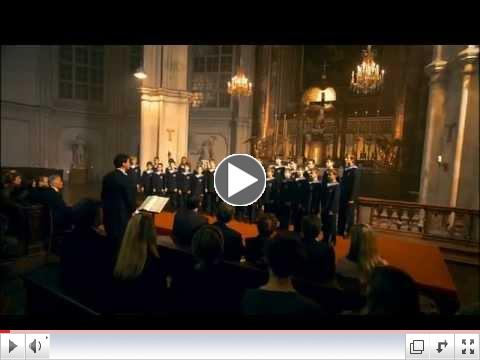 Vienna Boys Choir 2012 National Tour