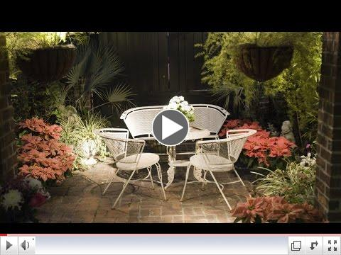 Turn Your Small Patio into A Beautiful Garden
