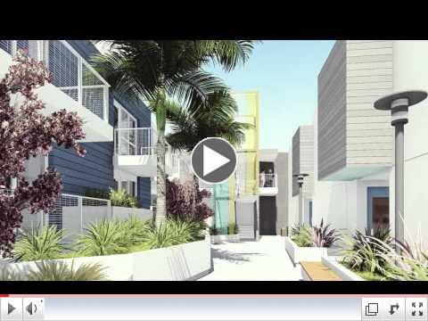 Fly-through for proposed project on 34175 Pacific Coast Highway in Dana Point, CA