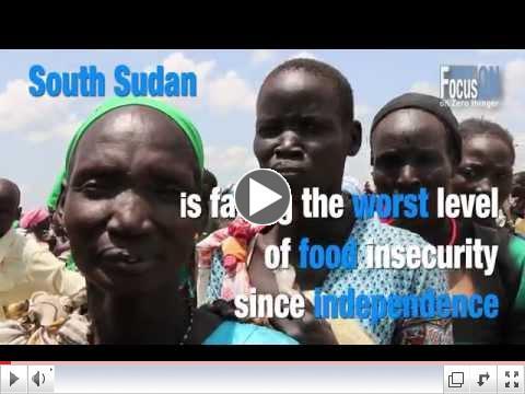 Focus On Zero Hunger: South Sudan (Episode 6)