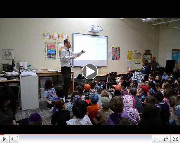 Pre-Shabbat Oneg - Rabbi Weinberg's Weekly Story