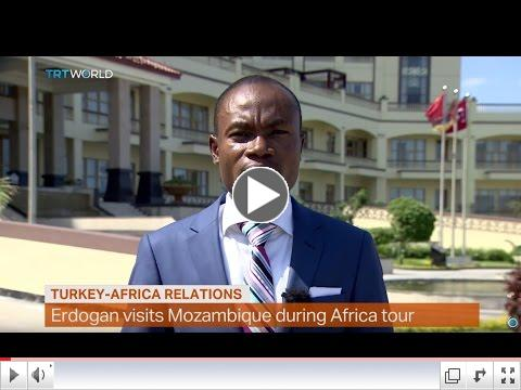 Money Talks: Turkey signs six deals with Mozambique/ TRT