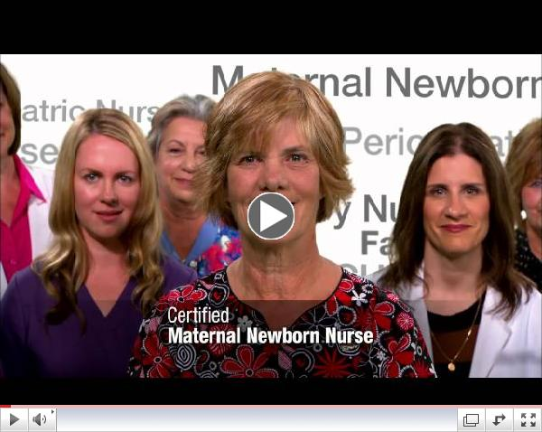 Certified Nurses are Everywhere video 2014