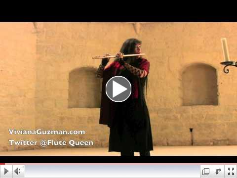 Viviana Guzman plays in the style of Bach