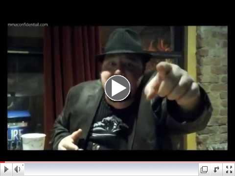 Limo Bob Victory VII MMA Confidential