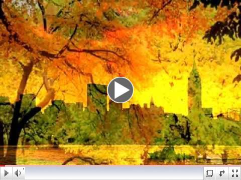 Autumn in New York - Frank Sinatra