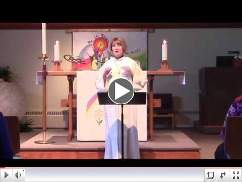 Pr. Christine's Sermon: Dear Sugar,