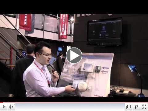 Control4 & Honeywell Partnership