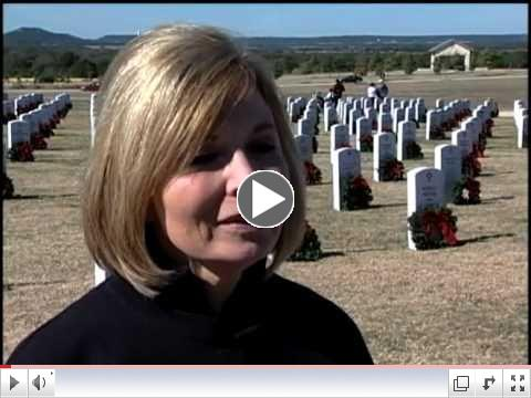 Holiday Wreaths for Veterans (UMTV)