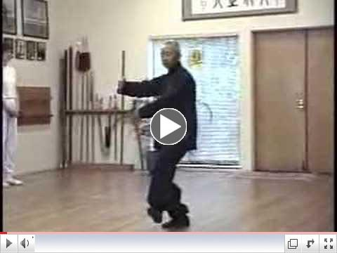 Master Y.C. Chiang: Guang Ping Yang Tai Chi Drills