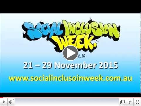 Social Inclusion Week event ideas from photo montage of SIW 2014 events