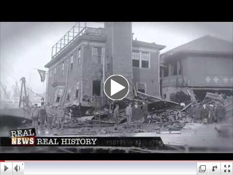 The Boston Molasses Flood of 1919