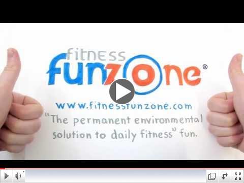 Fitness Fun Zone Track & Trail