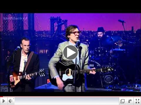 Justin Townes Earle - Look the Other Way - David Letterman  2-28-12
