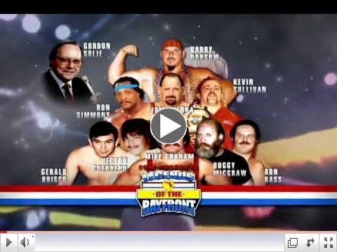 Pro Wrestling - EVOLVE/FUW Night Of Legends Ad In St. Petersburg, FL On June 29th