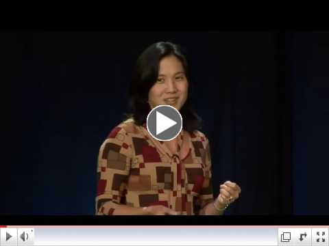 Dr. Angela Duckworth in her Ted Talk on success