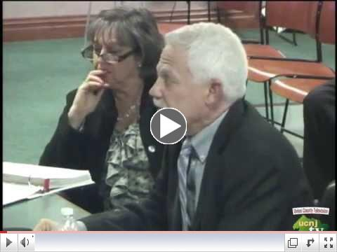 Union County - Fiscal Hearing 2015 #2 - Union County, NJ