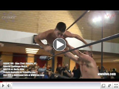 Watch WALTER vs. Zack Sabre Jr.