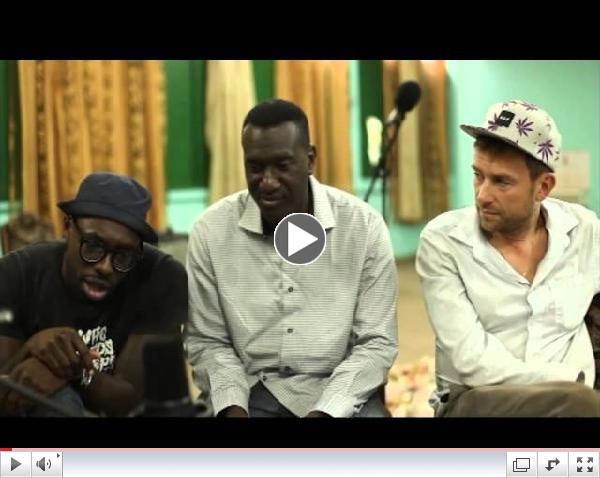 Damon Albarn returns to Africa/ BBC Channel4