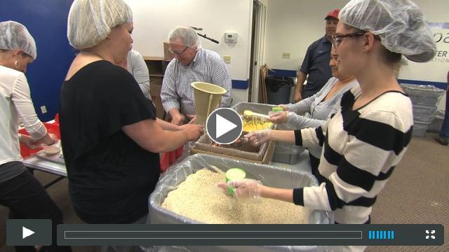 SPAAR members volunteer with Meals from the Heart