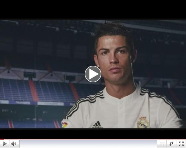 Ronaldo, Neymar og Drogba � eb�lu myndbandi