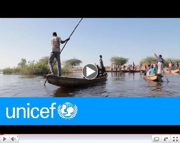 Finding refuge in Chad after attacks in northern Nigeria | UNICEF