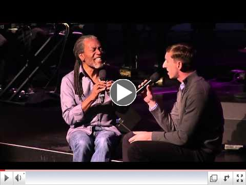Bobby McFerrin's concert that so inspired me when I saw it a couple months ago